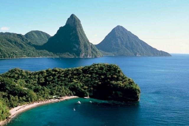 جزيرة سانت لوسيا