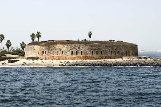 جزيرة غورية