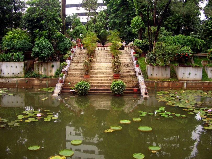 حدائق Baldha