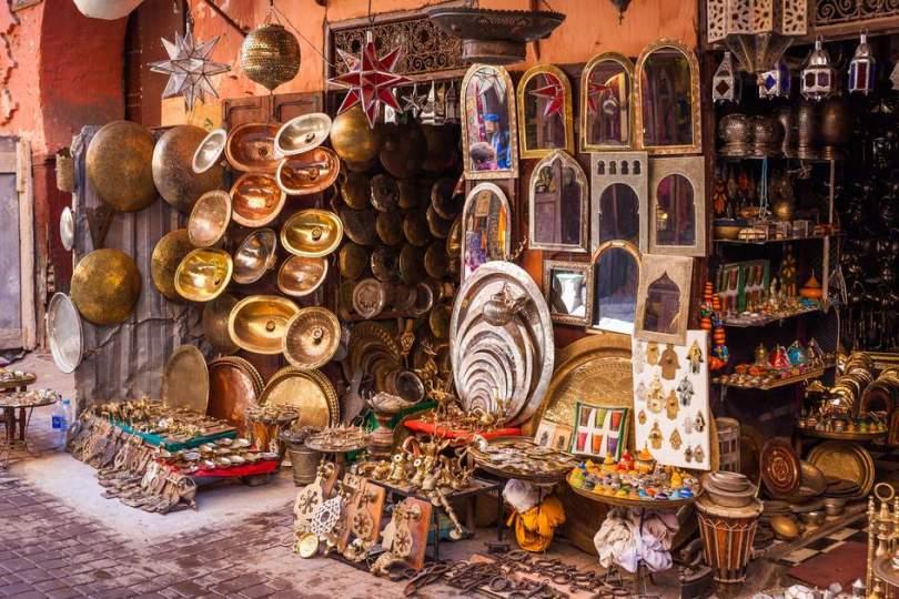 سوق مراكش