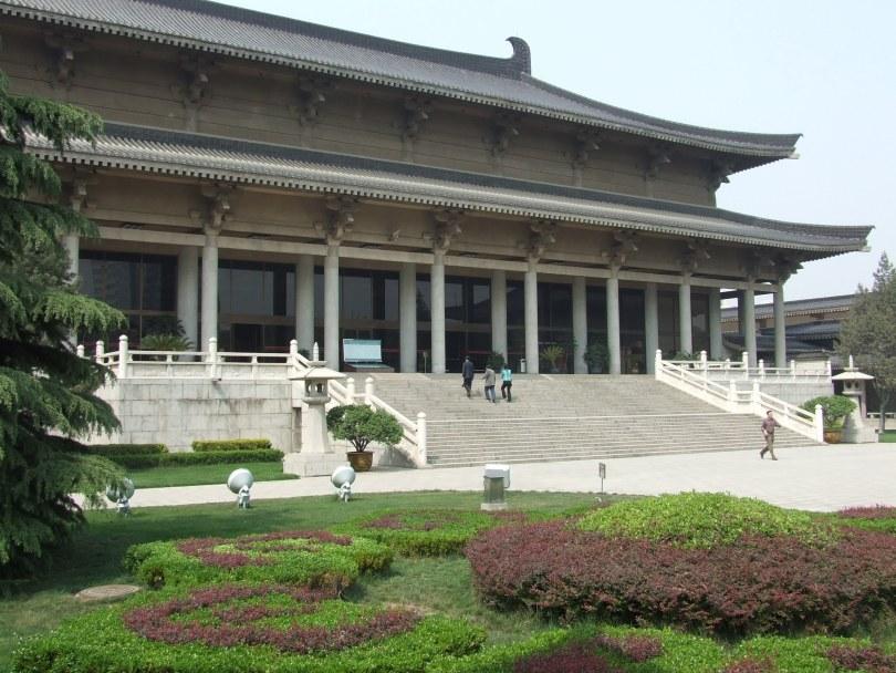 متحف شنشى التاريخى