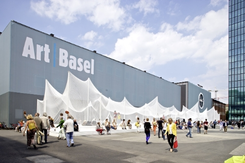 متحف Art Basel Messe Basel