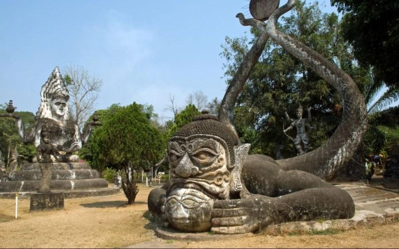 متحف Xieng Khuan