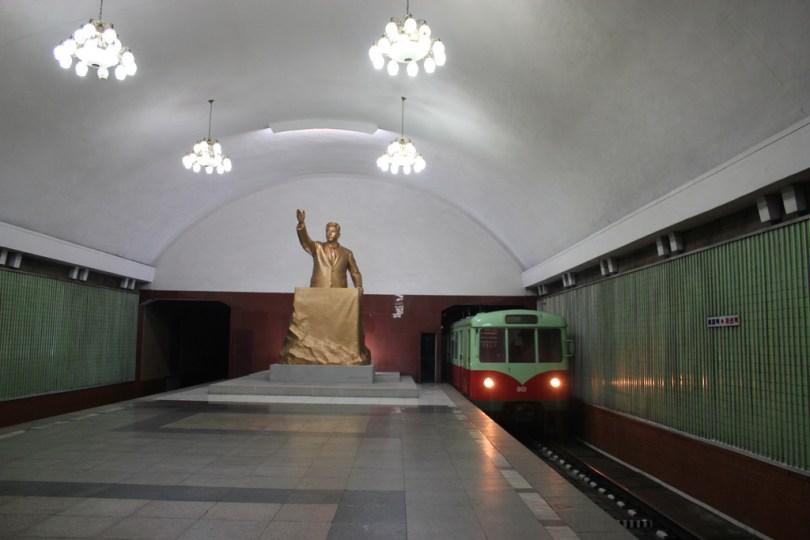 مترو بيونغيانغ