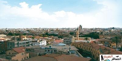 مدينة نيقوسيا قبرص