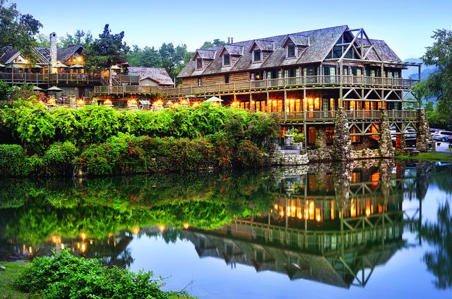 منتجع Big Cedar Lodge