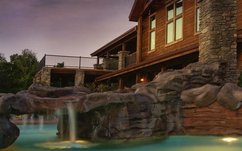 منتجع Stonewater Cove Resort