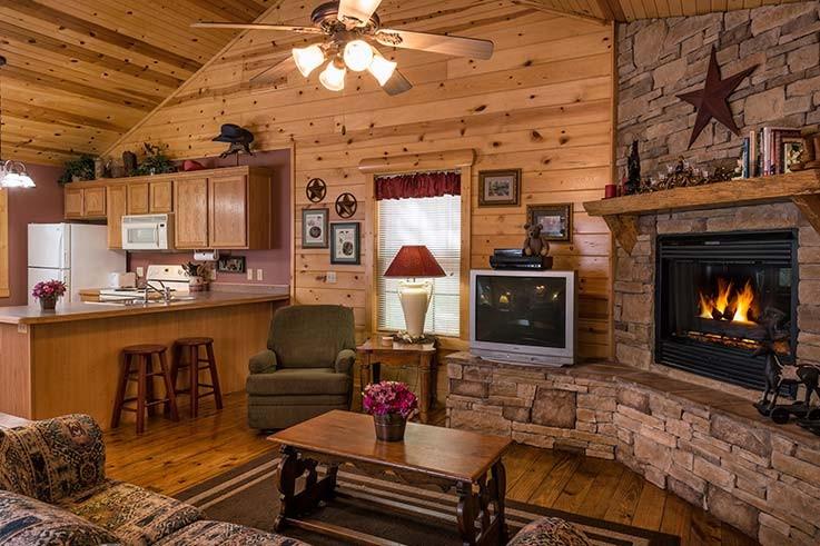 منتجع Westgate Branson Woods Resort and Cabins