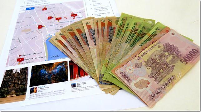 السياحة في فيتنام العملة-في-ف