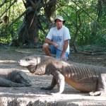 زيارة إلى حديقة كومودو الوطنية في إندونيسيا