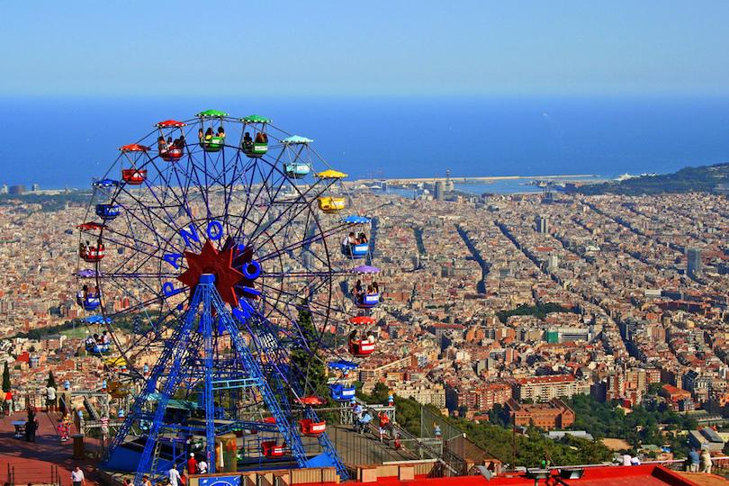 أفضل الأماكن السياحية في إسبانيا