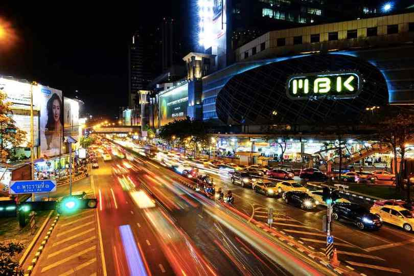 السفر إلى بانكوك