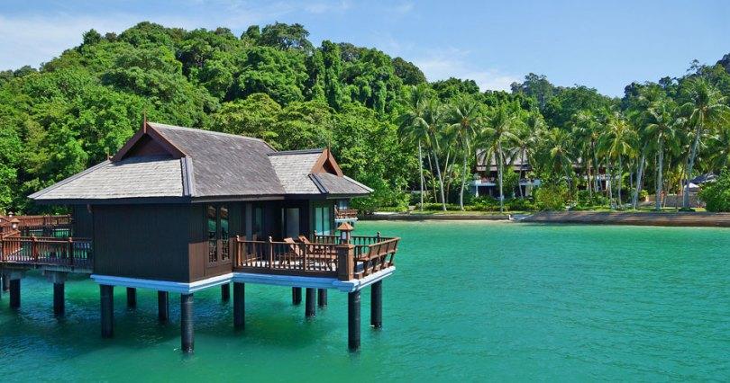 الجزر في ماليزيا
