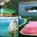 بالصور.. تعرفوا على أجمل بحيرات العالم