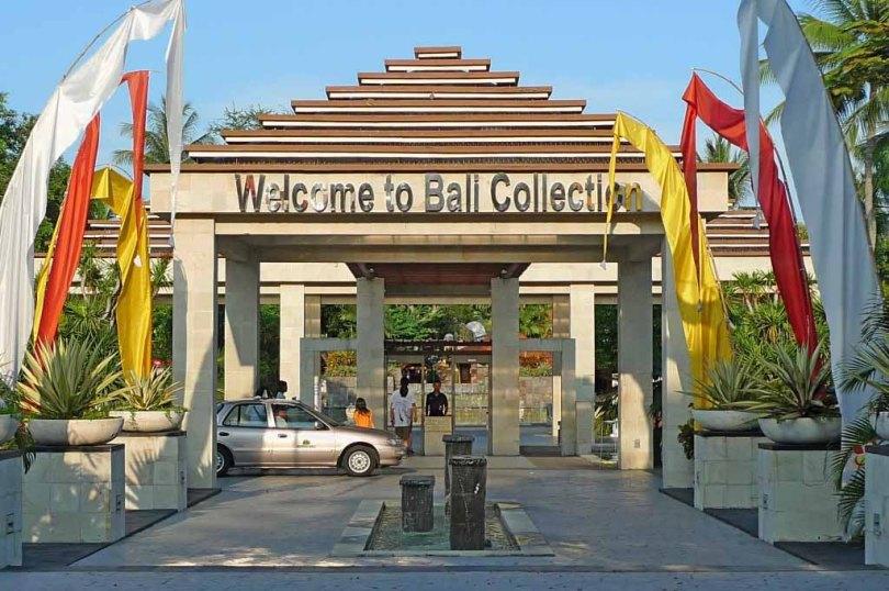 التسوق في بالي