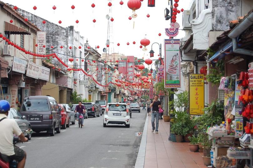 مدن ماليزيا