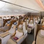 """مقاعد درجتا رجال الأعمال والسياحية على متن طائرت """"طيران الإمارات"""" تزداد فخامة مع هذه التعديلات"""