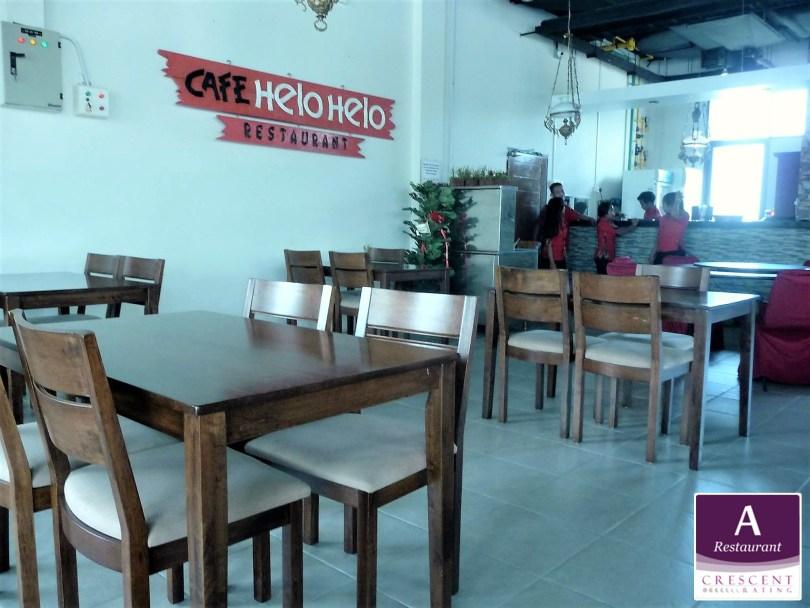 المطاعم في جزيرة بنتان