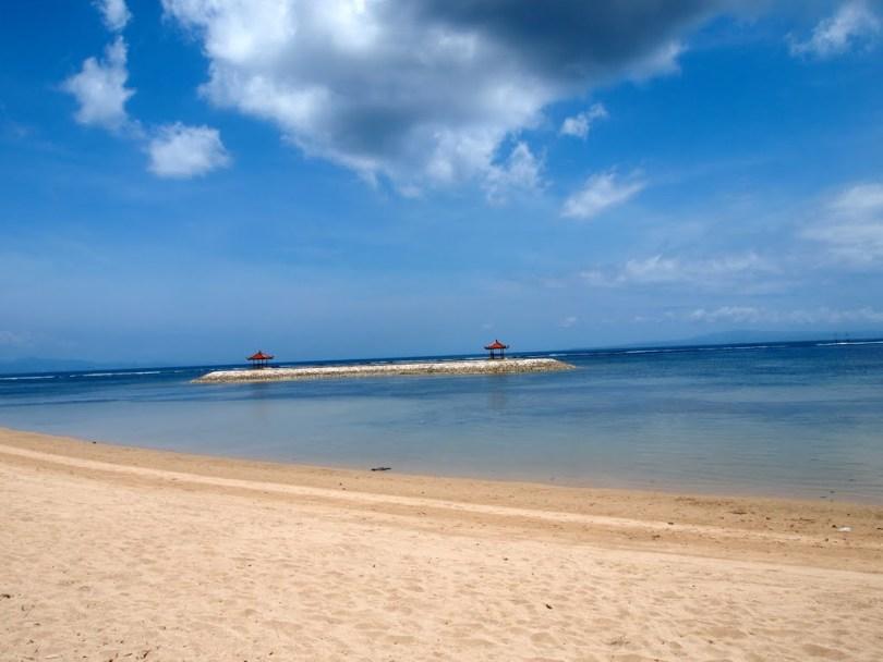 جدول سياحي في بالي