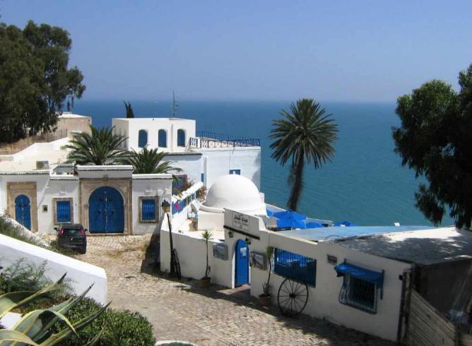 مدينة تونس