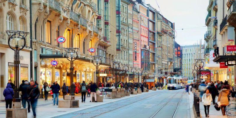 جنيف سويسرا
