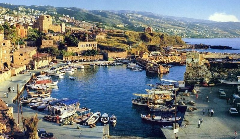 رحلتي إلى لبنان