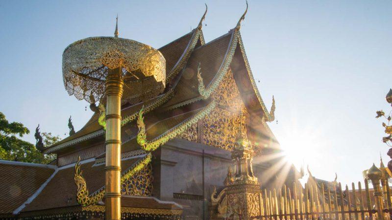 شهر العسل في تايلند