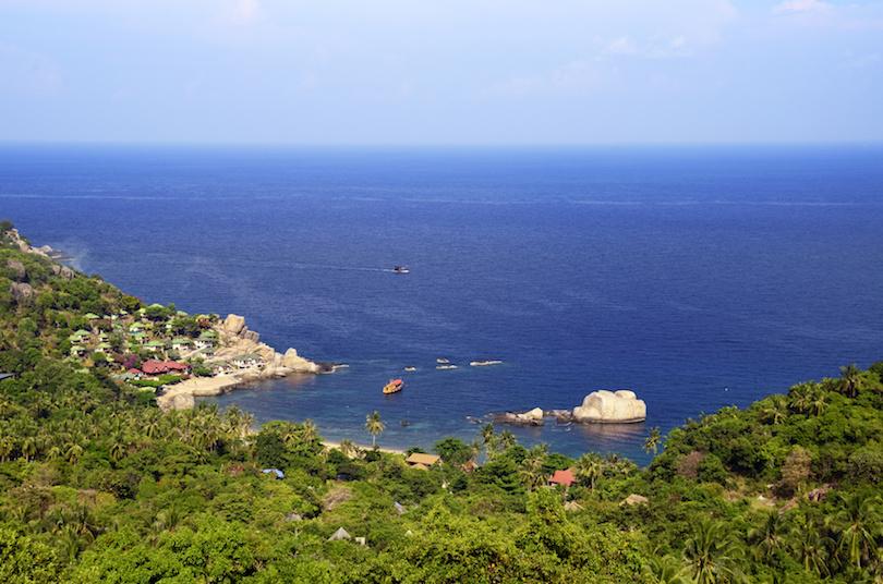 جزيرة كوه تاو
