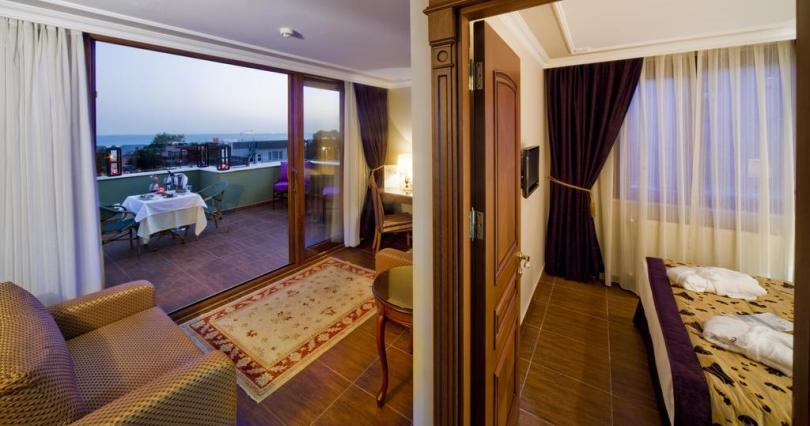فنادق في السلطان احمد