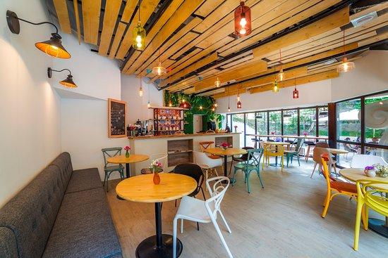 المقاهي في تبليسي
