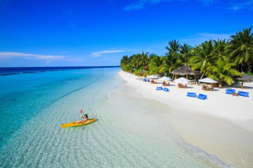 الفنادق الرخيصة في جزر المالديف