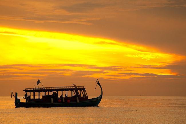 جزر المالديف في الشتاء: أفضل وجهة للاستمتاع بأشعة الشمس وسط أجمل الأجواء
