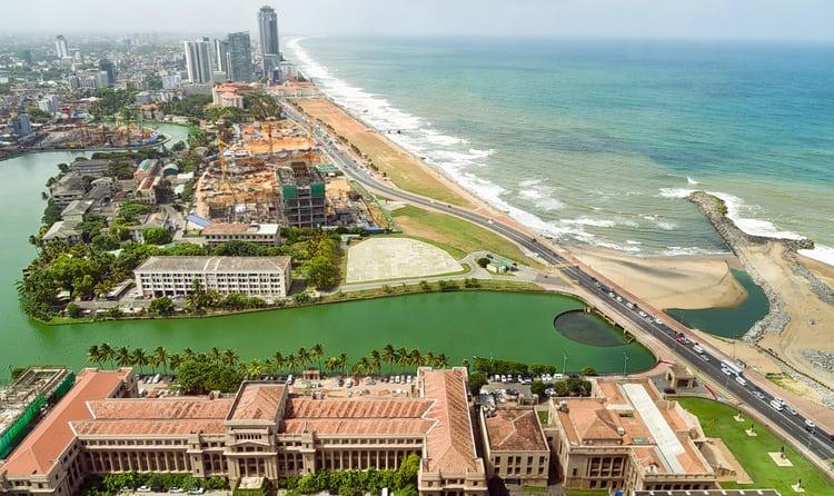 الأماكن السياحية في كولومبو