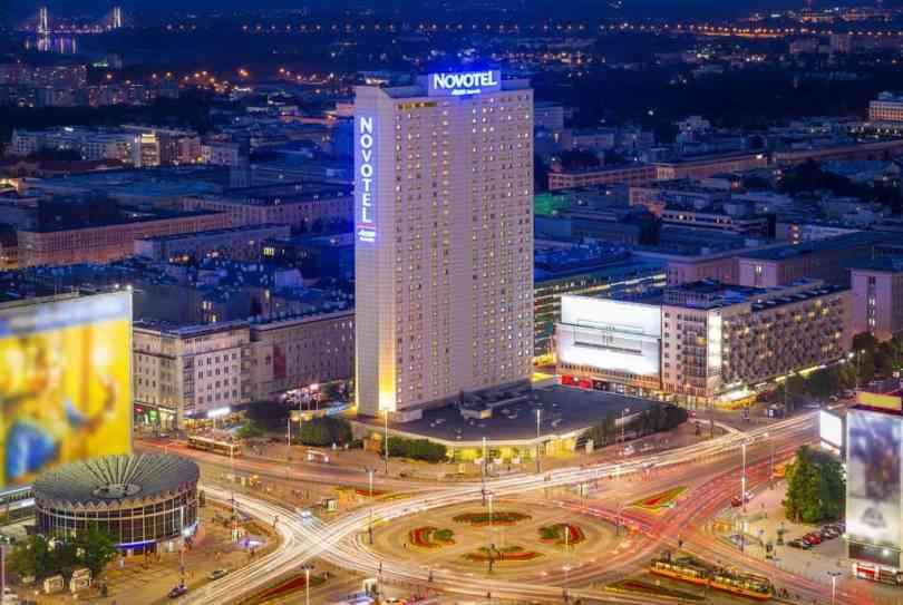 فنادق وارسو