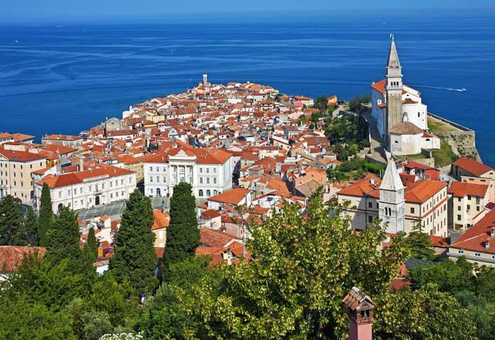 مدن سلوفينيا