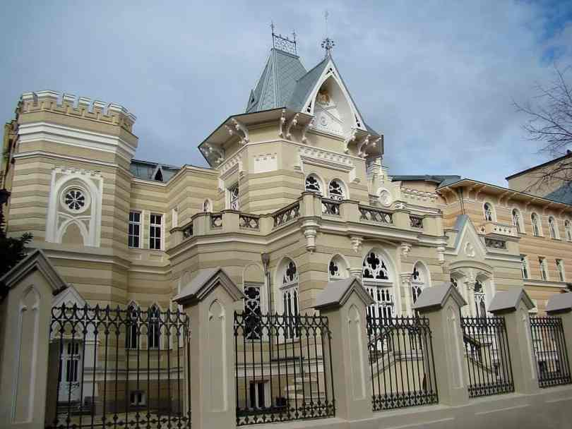 متاحف تبليسي