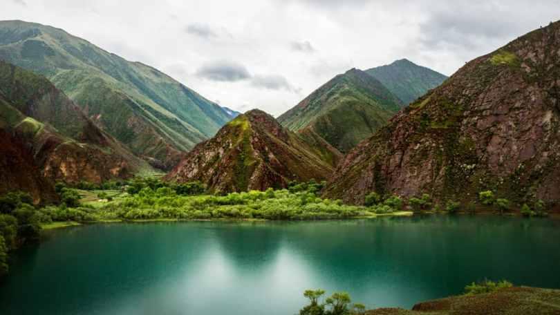 السياحة في قيرغيزستان