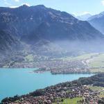 السفر إلى مدينة إنترلاكن.. رحلة إلى عالم الطبيعة والترفيه في سويسرا