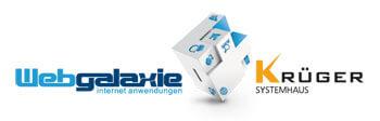 Full Service Agentur Webgalaxie und Krüger Systemhaus GmbH