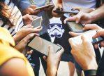 AR-Sticker für Google Pixel 2: Erweiterte Realität für Star Wars