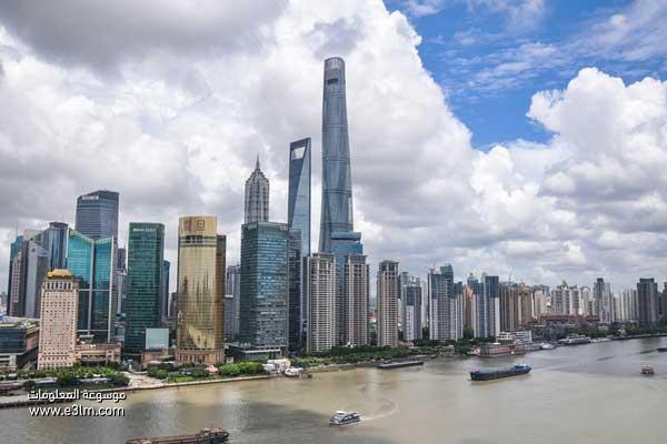 شانغهاي، الصين