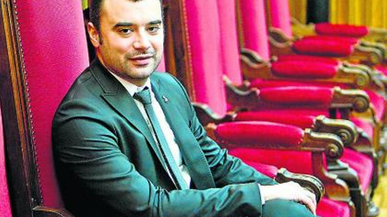 Ballart torna a ser alcalde de Terrassa i liderarà el primer govern no socialista a la ciutat