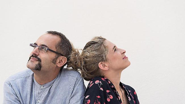 Maravint són Joana Campos i Xavi Sánchez. / ANTONIO CAMPO FRANCÉS / MICROSCOPI