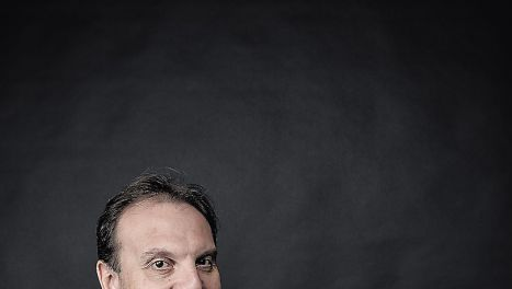José Rafael Pascual-Vilaplana afronta la seva primera temporada com a director de la Banda Municipal de Barcelona. / L'AUDITORI