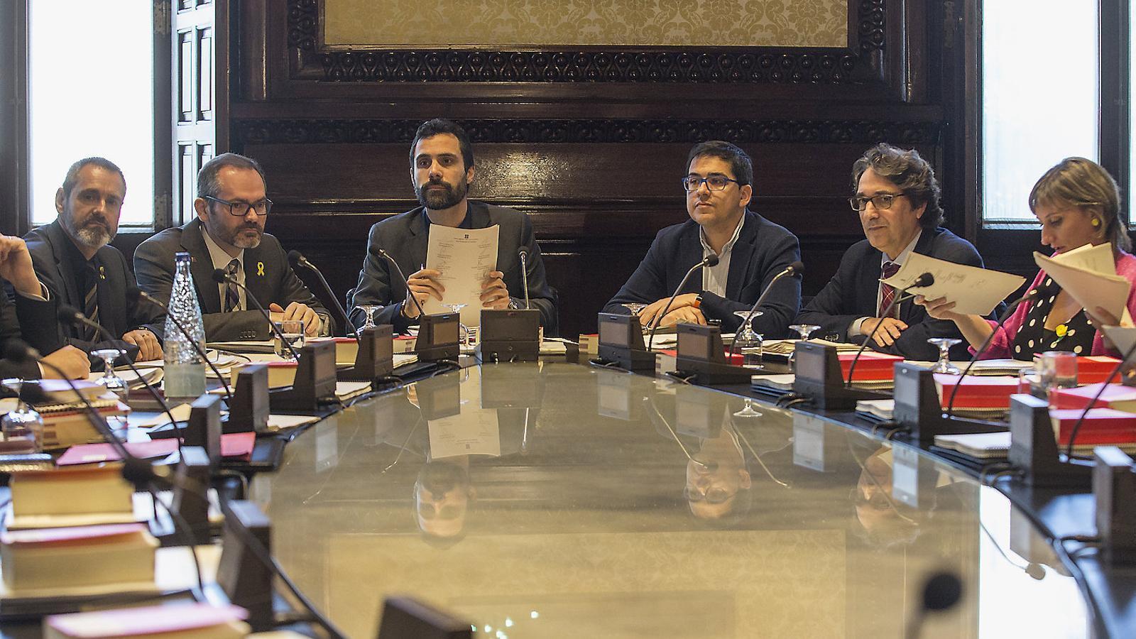 El Parlament durà a Fiscalia l'amenaça d'un empresari de pagar el segrest de Puigdemont