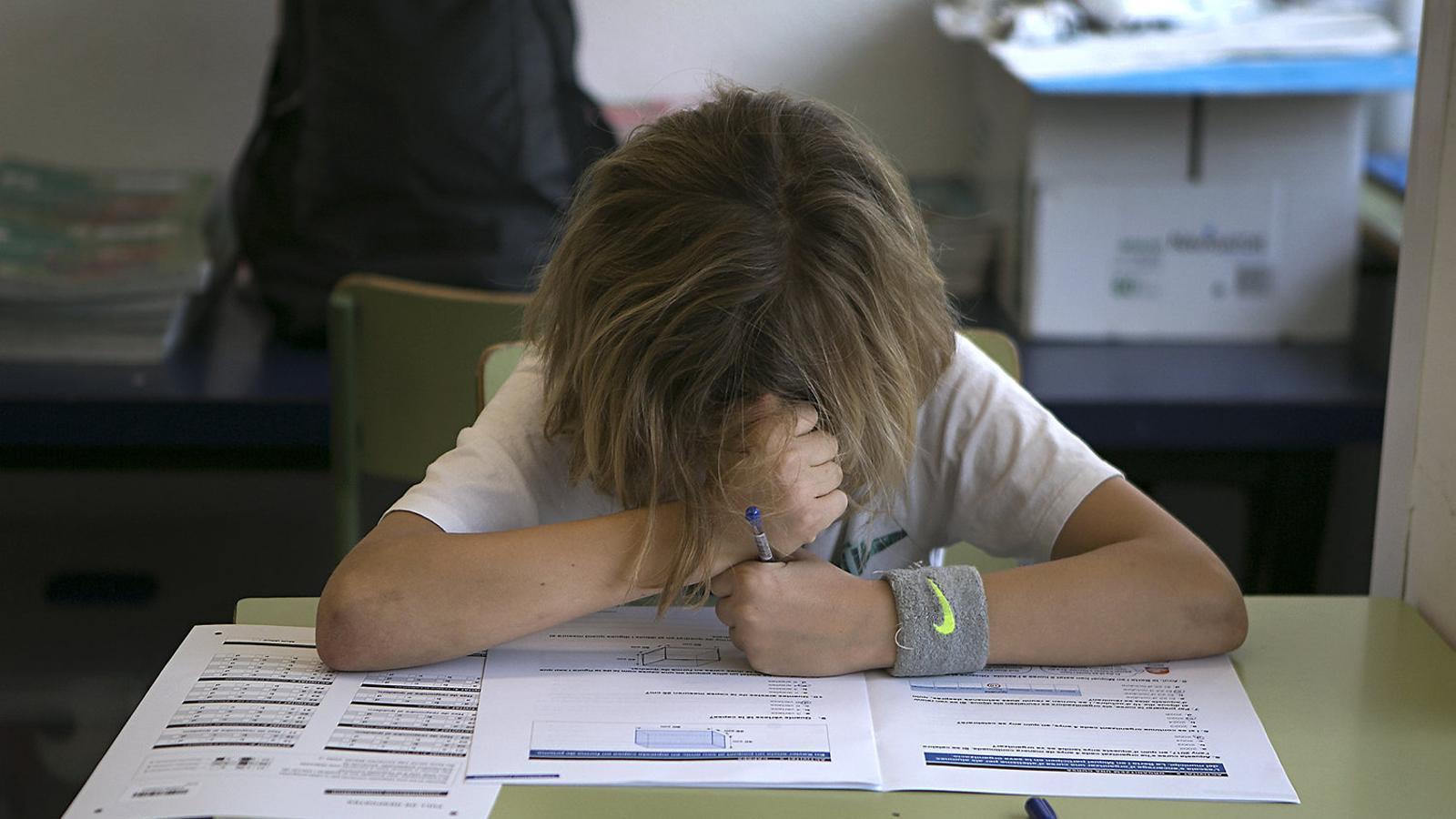 Una avaria al nou sistema per entrar les notes provoca el caos en escoles i instituts