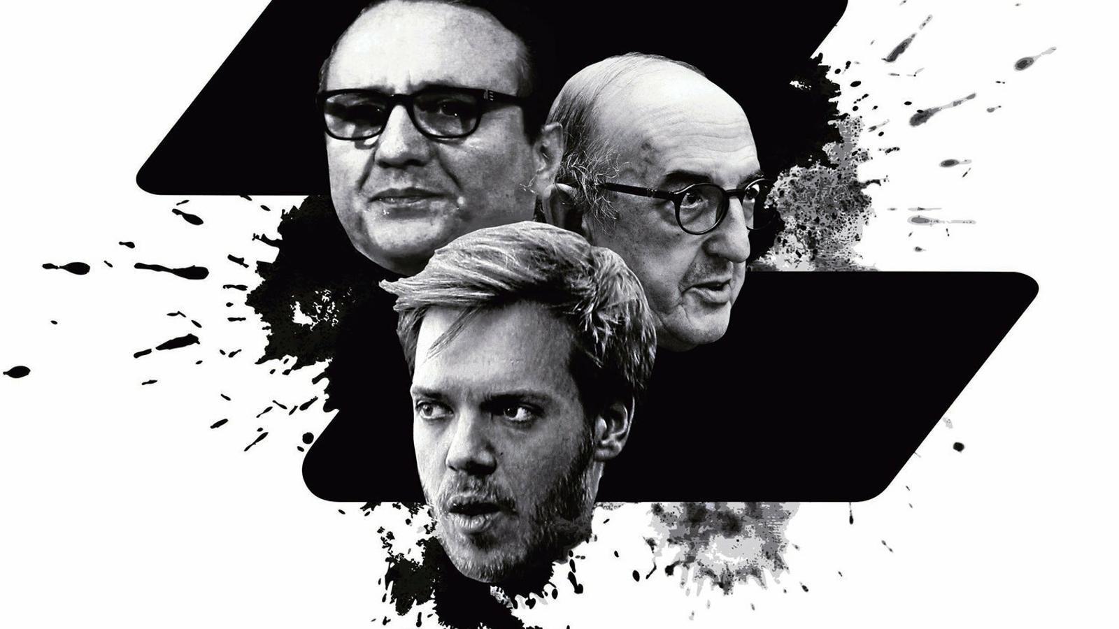 La venta de Zeta: política, dinero y un padre difunto