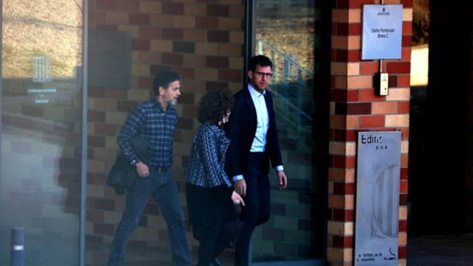 """La Fiscalia assegura que Oriol Pujol té permís per sortir de la presó """"perquè és fill de l'expresident"""""""