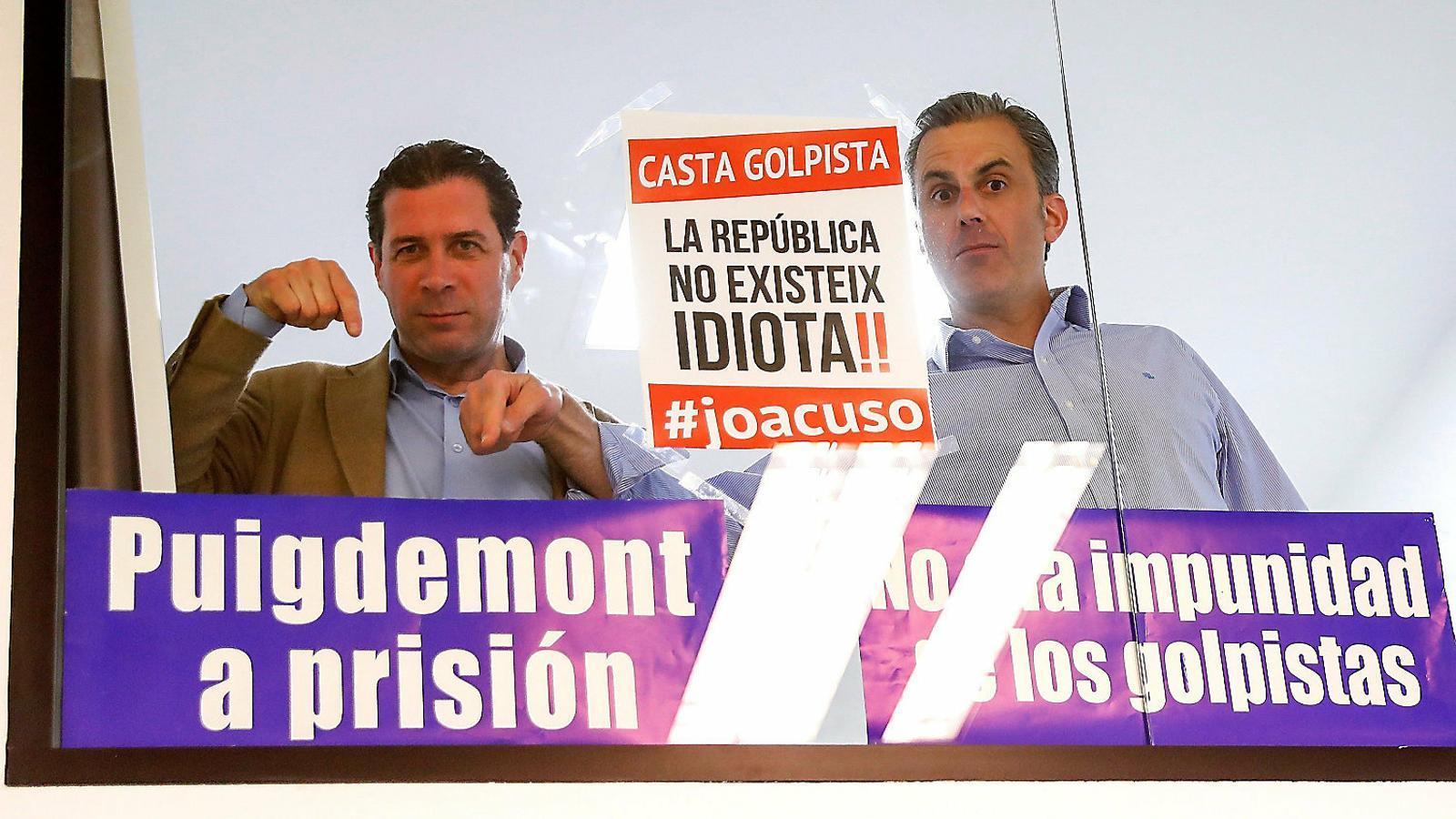 Vox irromp en una trentena de capitals a Espanya però toca sostre