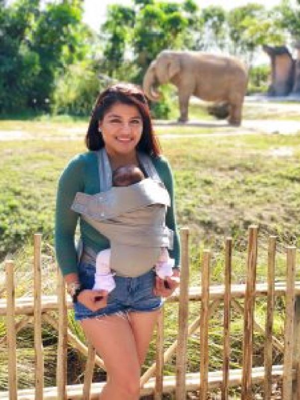 Family Day With Marsupi The Most Convenient Baby Carrier